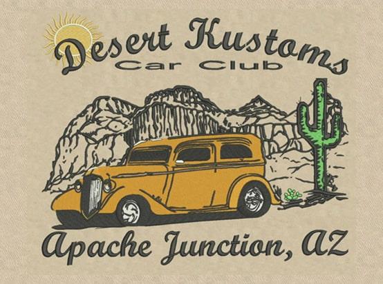 Desert Customs